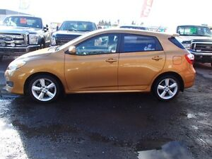 2009 TOYOTA MATRIX S 5-SPEED MT