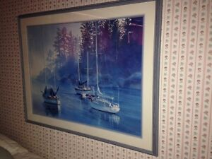KIFF HOLLAND  Custom Framed North Shore Greater Vancouver Area image 3