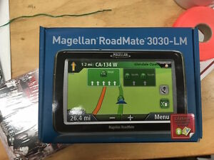 new never used GPS Magellan 3030-LM