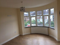 Spacious furnished room with all media included at just-refurbished house in superb location