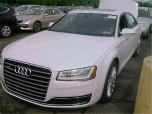 2015 Audi A8  AWD! ONLY 10,650 MILES!