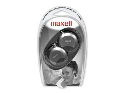 (Maxell 190561 3.5mm Connector Supra-aural Stereo Ear Clips)