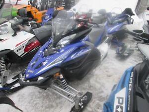 Yamaha Apex EPS 128 2011