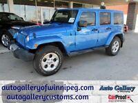 2014 Jeep Wrangler Unlimited Sahara 4X4 *NEW 53km
