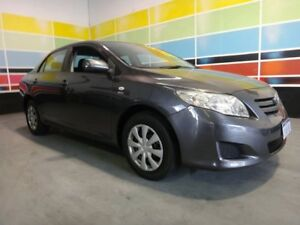 2008 Toyota Corolla ZRE152R Ascent Graphite Grey 6 Speed Manual Sedan Wangara Wanneroo Area Preview