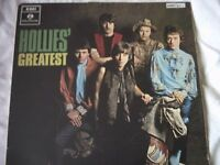Vinyl LP The Hollies' Greatest Parlophone PMC 7057 Mono