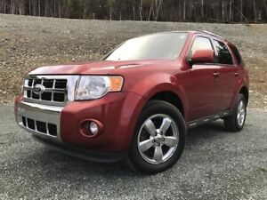 2012 Ford Escape Limited V6 4WD