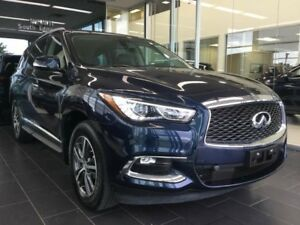 2017 Infiniti QX60 DRIVER ASSISTANCE, NAVI, AWD, ACCIDENT FREE