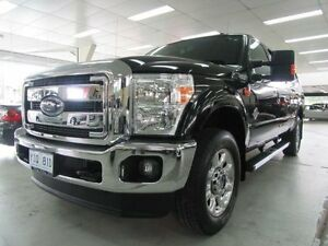 2014 Ford F250 MY14 LARIAT Black Automatic Dual Cab Utility Fyshwick South Canberra Preview
