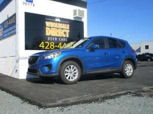 2013 Mazda CX-5 SUV GX FWD 6 SPEED 2.0 L*COMES WITH SPARE SET OF