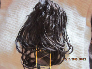 BRAND NEW 2 Styles of Black Hairpieces
