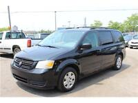 2009 Dodge Grand Caravan - Stow N Go!