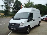 2014 FORD TRANSIT 2.2 TDCi 350 LWB High Roof [RWD] NO VAT