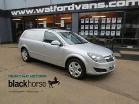 2012 Vauxhall Astravan Sportive 1.7CDTi 110ps AIRCON E/W Diesel silver Manual