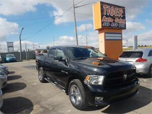 2010 Dodge Ram 1500 SLT**4X4**LEATHER**ONLY 111 KMS***NAVI**CREW