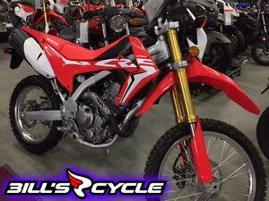 2017 HONDA .. Sale Pending more 17's here soon CRF 250 LH   CRF