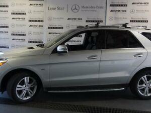 2012 Mercedes-Benz M-Class BlueTEC 4MATIC