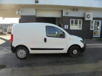 Peugeot Bipper 1.3 HDI 75 S PLUS PACK NON S/S EURO 5 DIESEL MANUAL WHITE (2015)