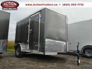 BEST BANG FOR YOUR BUCK! 6X10 HAULIN - GREAT ALL PURPOSE TRAILER