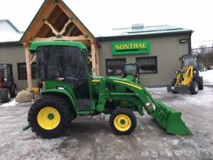 NEW 2016 JOHN DEERE 3046R WITH CAB AND LOADER - 0% FINANCING