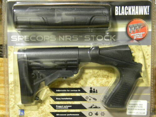 Blackhawk Knoxx SpecOps Stock Set Mossberg 500/590/835/88 12 ga #K08200-C