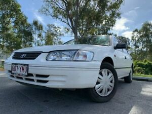 2002 Toyota Camry White 4 Speed Automatic Sedan Kingston Logan Area Preview
