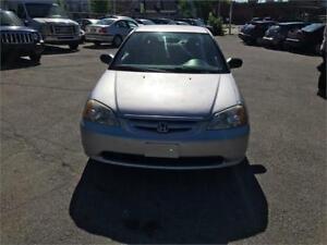 2002 Honda Civic **SUMMER SPECIAL** 925$