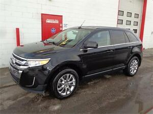 2013 Ford Edge Limited ~ 78,000kms ~ Fully loaded! ~ $21,999