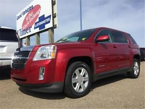 2014 GMC Terrain SLE NO INSURANCE CLAIMS & CERTIFIED PRE OWNED!