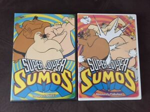 2 Super Duper Sumos DVDs (used)