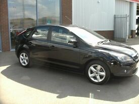 Ford Focus 1.6 Zebec 5dr - very low MILEAGE - GREAT CONDITIONS