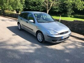 Ford focus automatic 12 month mot aircon electric pack
