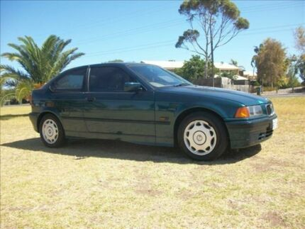 1995 BMW 316I E36 Compact 4 Speed Automatic Hatchback Alberton Port Adelaide Area Preview