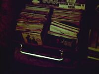 about 200 7 inch singles 60,s 70,s 80,s
