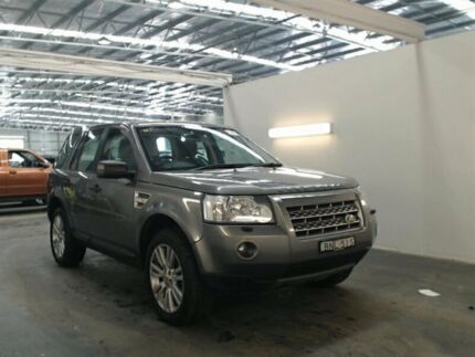 2010 Land Rover Freelander 2 LF MY10 SE TD4 (4x4) Grey 6 Speed Automatic Wagon Beresfield Newcastle Area Preview