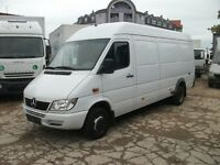 Mercedes Sprinter 311 2005 Bare Engine 130k miles