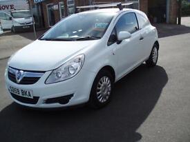 Vauxhall Corsavan 1.3CDTi 16v £2995