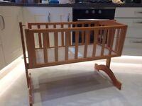 Saplings Bethany Swinging Crib