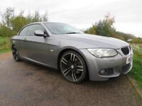2011 05 BMW 3 SERIES 2.0 320D M SPORT 2D 181 BHP DIESEL