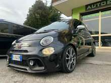 Abarth 595 Turismo Black Pelle Totale Restyling 165 CV Euro 6B