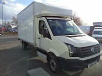 Volkswagen Crafter LWB CR35 LUTON WITH TAIL LIFT 2.0TDI 136PS VAN EURO 5 (2016)