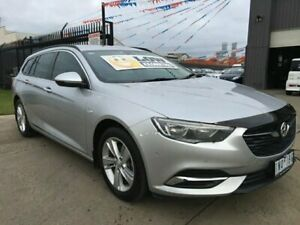 2018 Holden Commodore ZB LT Silver 9 Speed Automatic Sportswagon Brooklyn Brimbank Area Preview