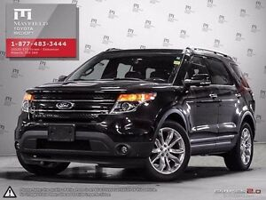 2013 Ford Explorer Limited Four-wheel Drive (4WD)