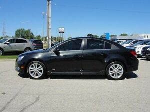 2014 Chevrolet Cruze 2LT London Ontario image 2