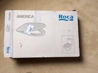 Roca New Classical Toilet Seat