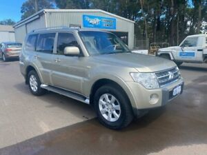 2009 Mitsubishi Pajero NT MY09 GLS 5 Speed Sports Automatic Wagon Margaret River Margaret River Area Preview