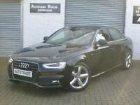 2012 62 Audi A4 2.0TDI ( 143ps ) S Line for sale in AYR