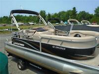 2013 Legend Genesis RE Pontoon Boat