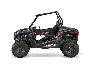 POLARIS RZR® S 900 EPS STEALTH BLACK