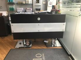 Professional Salon Reception Desk